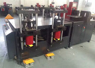 3x5.5 KW CNC Busbar Bending Cutting Punching Machine For Transformer Substation