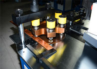 Multifunction CNC Busbar Machine For Copper And Aluminum Punching 380V - 460V